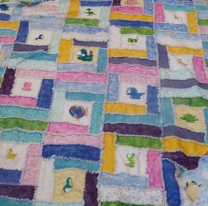 embroideredragquilt